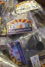 Wholesale Bag Of 12 Philadelphia Pennsylvania Souvenir Magnets W/Liberty Bell