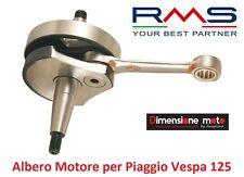 """0250 - ALBERO MOTORE  COMPLETO + GABBIA """"RMS"""" per Piaggio Vespa 125 ET3"""