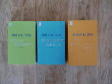 Philip K.Dick - Der unmögli. Planet, Marsianischer Zeitsturz, Zeit aus den Fugen