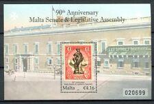 Malta 2011 Block 51 Senat und Gesetzgebende Versammlung Denkmal Postfrisch MNH