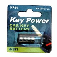 KEYPOWER COIN CELL BATTERY 4/393 SILVER OXIDE 6V 4/393-KP TOP QUALITY ITEM