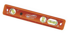 Swanson TLL049M 9-Inch Lighted Torpedo Level with 2 Energizer Batteries and Neod