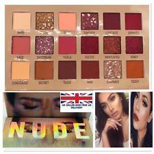 Huda Beauty New Nude Matte Eyeshadow Palette Eye Shadows 18 Colors Cosmetic Gift