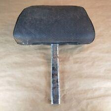 MG MGB Midget 1977-1980 Original Headrest Perforated Vinyl Black OEM