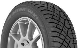 LT245/75R17 121/118Q E 10-Ply Arctic Claw WXI Winter Snow Tire