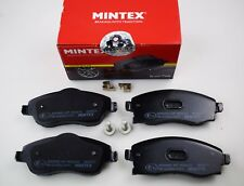 MINTEX FRONT AXLE BRAKE PADS FOR OPEL VAUXHALL MDB2073 (REAL IMAGE OF PART)