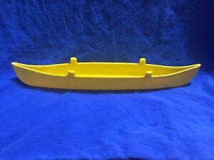 Vintage 1970s Tonka Canoe.