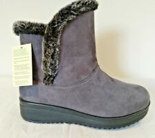 Womans fur lined Ankle Boots NEW