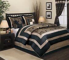 7-Piece Queen Comforter Set  Queen size