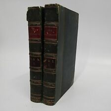 The Virignians, 2 Volumes-Thackeray-1858-1st edition