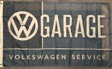VW FLAG VINTAGE Style HUGE .Classic car show, Man Cave, Garage, Shed