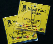 Magic Touch Tackle No.50 Light Top & Bottom Rig - MISS FORTESCUE FAVORITE - 2 PK