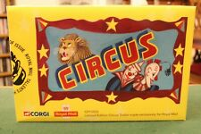Corgi Classics ERF KV Trailer with Lions and Tigers with Circus decals Ltd Edit