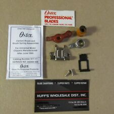 Oster Animal  A-5 2-Speed & Turbo A-5 Clipper  Replacement Rebuild Parts