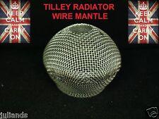 Tilley RADIATORE FILO Mantle Tilley Lamp Mantle Parti di Ricambio Servizio Kit