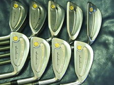 Honma Ladies New LB280 golf iron 18K gold 4stars Feather Weight Rare Great !!