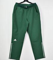 Adidas Men's Squad Woven Pant CZ0781 Dark Green/White