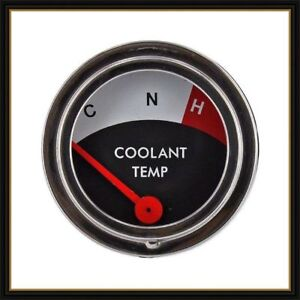 John Deere tractor water temperature gauge 52mm AR36383