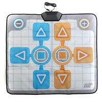 WII Double Play Anti Slip Gaming Game Dancing Dance Mat Pad For Nintend WII Game