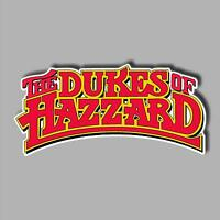 Dukes of Hazzard Vinyl Wall logo Decal Sticker General Lee Various Sizes