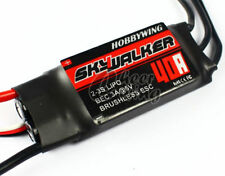 Hobbywing SkyWalker-40A Brushless Speed Controller ESC For 400 450 RC Helicopter