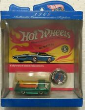 Hot Wheels 1998 30th ANNIVERSARY  1968 DEORA  AUTHENTIC COMMEMORATIVE REPLICA