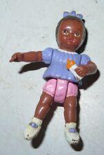 Playskool Dollhouse HASBRO BABY GIRL INFANT Loving Family Rare African American