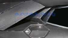 Lamborghini Aventador LP700 LP750 Carbon Fiber SV Style Side Intakes 3 pc. Set