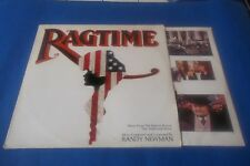 RANDY NEWMAN  RAGTIME O.S.T. LP 1981 ELEKTRA NUOVO