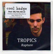 (GE714) Tropics, Rapture - 2015 DJ CD
