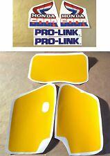 Stickers / Decals Honda XR600R - XRR 600 (85)