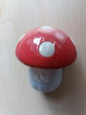 Kikkerland Radiergummi, Pilzform mit Spitzer, original verpackt