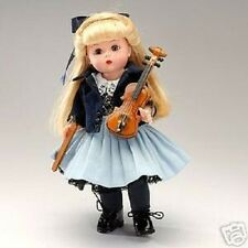 RARE HTF MADAME ALEXANDER PRACTICE MAKES PERFECT DOLL W/ VIOLIN 37885 NEW NRFB