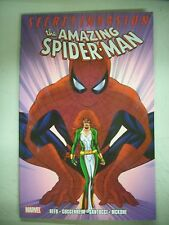 miz Secret Invasion The Amazing Spider-Man by Reed, Guggnhiem, McKone 2009 Paper