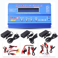 IMAX B6 LCD Digital RC 80W Balance Charger for Lipo NiMH NiCd Battery + Adapter