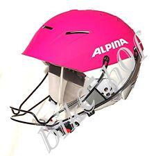 Alpine Ski Helmet Cheos S L M/L 55-59 cm pink matte white Freeride