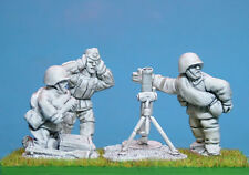 28mm WW2 Russian Soviet Heavy Mortar  Team. Bolt Action Chain of Command