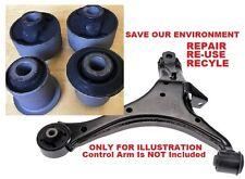 4pc Front Lower Control Arm Bushings 03 04 05 06 07 08 09 10 2011 Honda Element