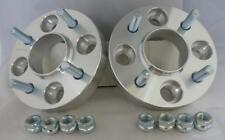 Ford Puma 4x108 25mm ALLOY Hubcentric Wheel Spacers 1 Pair