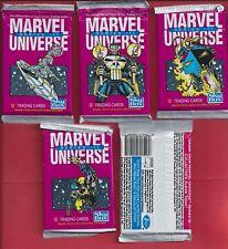 1992 MARVEL UNIVERSE SERIES III (SINGLE) Pack