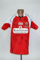 OLDHAM SIGNED RUGBY LEAGUE SHIRT JERSEY KUKRI SIZE M ADULT