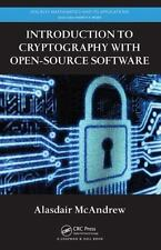 Introduction to Cryptography with Open-Source Software discrete McAndrew hacker