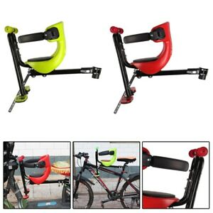 Front Seat Chair Safety Stable Baby Child Kids Bicycle Bike Carrier Sport Seats