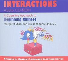Chinese in Context Language Learning: Interactions : A Cognitive Approach to...