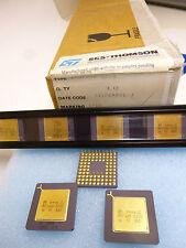 1Stück/1 piece  IMST400-G20S low cost 32-bit TRANSPUTER  84-pin PGA  INMOS NEW %