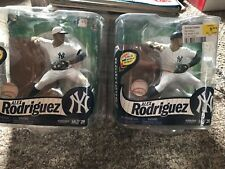 Mcfarlane ALEX RODRIGUEZ Chase Variant July 4th Yankees Hat Plus other figure