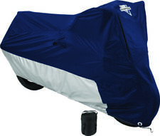 Nelson-Rigg Deluxe All-Season Cover - Medium / Navy MC-902-02-MD MC-902-02-MD