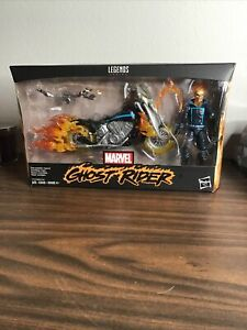 """2017 Marvel Legends  """" GHOST RIDER with MOTORCYCLE """" 6 inch Universe Figure-A1"""