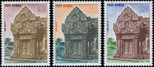 1st anniversary of Cambodia's sovereignty over Preah Vihear (MNH)