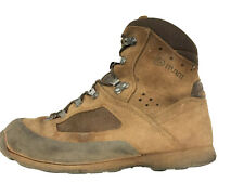 ITURRI Desert Combat High Liability Brown Boots Size 8L #3232
